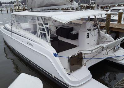 hudson cat sailing charters